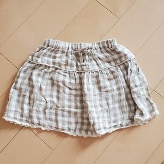 ビケット(Biquette)のBiquette ナチュラルデザイン スカート size95(スカート)