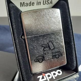 ジッポー(ZIPPO)のzippoジッポ未使用新品ジッポカー(タバコグッズ)