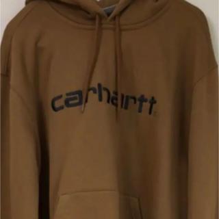 カーハート(carhartt)のカーハートパーカー carharttトレーナー(パーカー)