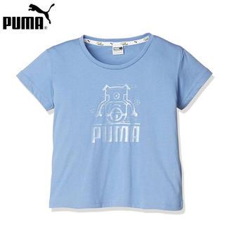 プーマ(PUMA)のPUMA ミニオン 半袖Tシャツ  子供  キッズ  120(Tシャツ/カットソー)