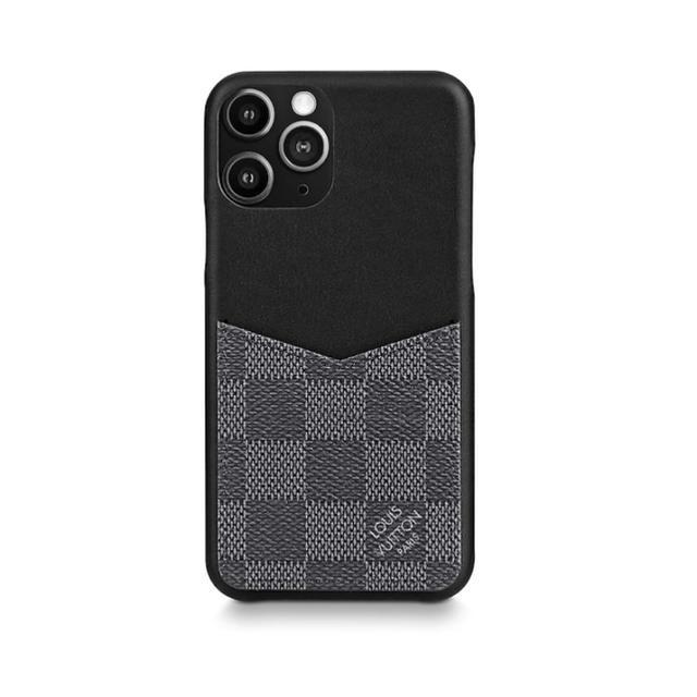 LOUIS VUITTON - 新品未使用 ルイヴィトン  IPHONE・バンパー 11 PRO ダミエの通販