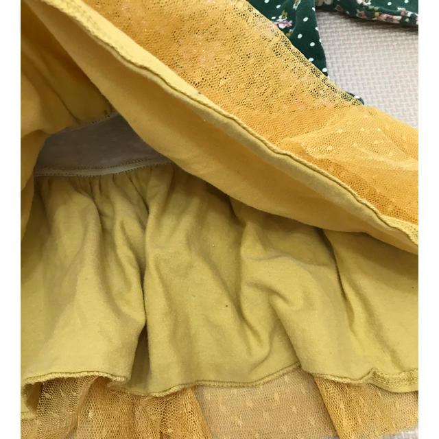 WILL MERY(ウィルメリー)のウィルメリーチュールワンピース80 キッズ/ベビー/マタニティのベビー服(~85cm)(ワンピース)の商品写真