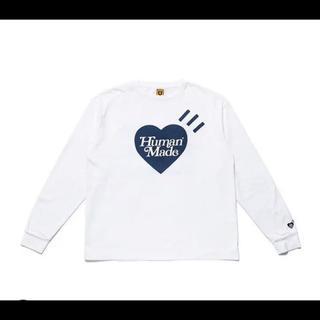 HUMAN MADE ヒューマンメード GDC コラボロンT サイズL(Tシャツ/カットソー(七分/長袖))