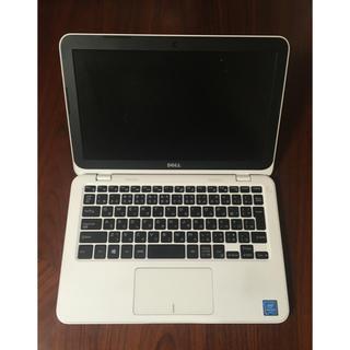 デル(DELL)のDELL ノートパソコン Inspiron 11-3162 SSD128GB(ノートPC)