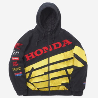 Supreme - SUPREME x Honda x Fox Racing ジャケット