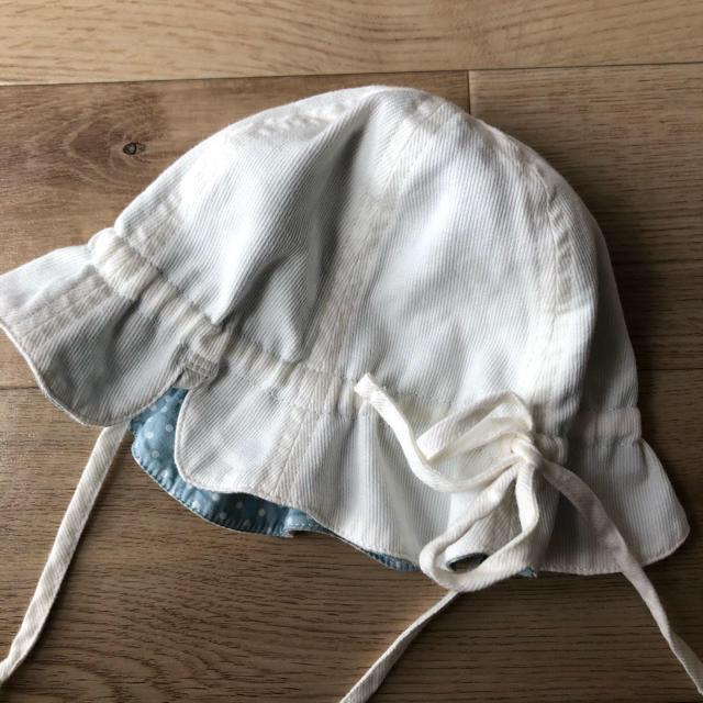 こどもビームス(コドモビームス)のベビー 赤ちゃん 帽子 キッズ/ベビー/マタニティのこども用ファッション小物(帽子)の商品写真