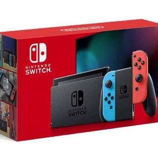 ニンテンドウ(任天堂)の新型 Switch スイッチ 本体 任天堂 新品未使用(家庭用ゲーム機本体)