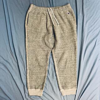 ナナミカ(nanamica)のnanamica×Champion 4/5 Sweat Pants SIZE M(その他)