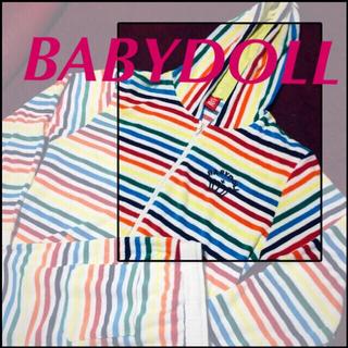 ベビードール(BABYDOLL)の❇️【BABYDOLL】カラフルポップは超オシャレ☆‼️上下 セットアップ (パーカー)