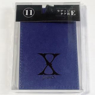 X JAPAN ラゲッジタグ(旅行用品)