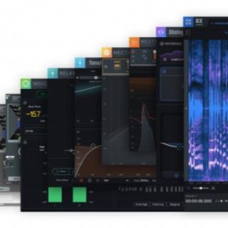 正規品iZotope RX Post Production Suite 4(ソフトウェアプラグイン)
