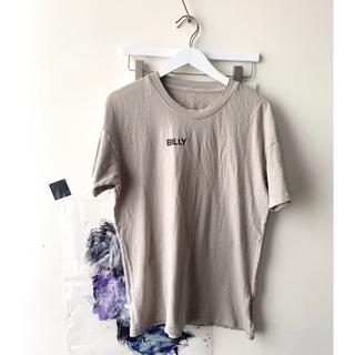 """アパルトモンドゥーズィエムクラス(L'Appartement DEUXIEME CLASSE)のL'appartement アパルトモン BILLY""""T-shirts 限定 (Tシャツ(半袖/袖なし))"""