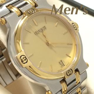 グッチ(Gucci)の3.美品 グッチ GUCCI 時計 9000M(腕時計(アナログ))