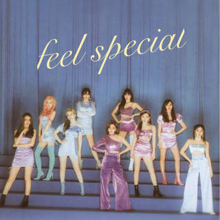 ウェストトゥワイス(Waste(twice))のtwice feel special(K-POP/アジア)