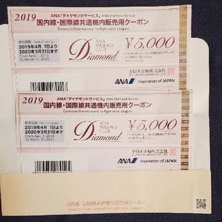 エーエヌエー(ゼンニッポンクウユ)(ANA(全日本空輸))のANA 国内線・国際線共通機内販売用クーポン(その他)
