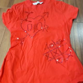 クリスチャンディオール(Christian Dior)のDiorTシャツ(Tシャツ(半袖/袖なし))