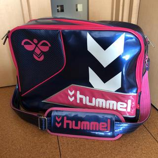 ヒュンメル(hummel)のhummelエナメルバッグ(その他)