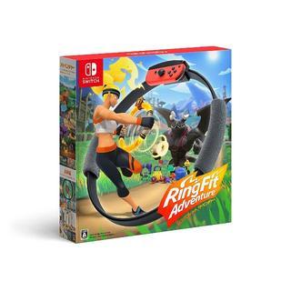 ニンテンドースイッチ(Nintendo Switch)の【新品未開封】 リングフィットアドベンチャー 8台(家庭用ゲームソフト)