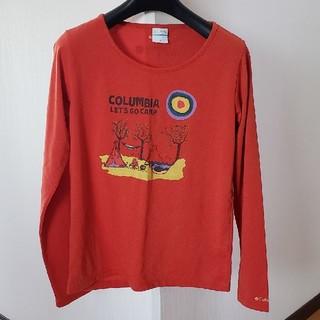コロンビア(Columbia)のコロンビア レディース長袖Mサイズ(Tシャツ(長袖/七分))