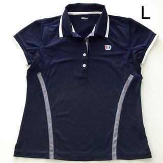 ウィルソン(wilson)のウィルソン ゴルフウェア テニスウエア 半袖 Tシャツ(ウエア)
