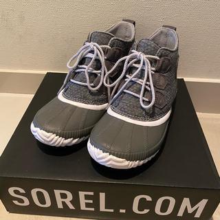 ソレル(SOREL)のsorel*ウォータープルーフショートブーツ(ブーツ)