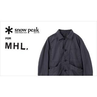 スノーピーク(Snow Peak)のMHL. × snow peak  TAKIBI Jacket(カバーオール)