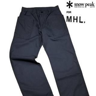 スノーピーク(Snow Peak)のMHL. × snow peak  TAKIBI Pants(ワークパンツ/カーゴパンツ)