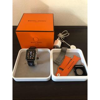 アップルウォッチ(Apple Watch)のApple Watch シリーズ3 38mm エルメス セルラーモデル(腕時計(デジタル))