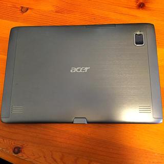 エイサー(Acer)のacer タブレット ジャンク(タブレット)