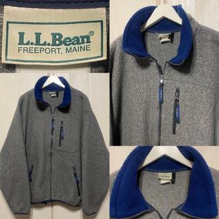 エルエルビーン(L.L.Bean)のレア☆70's☆L.L.BEAN L Lビーン ボア フリース ジャケット (ブルゾン)