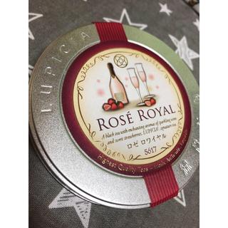 ルピシア(LUPICIA)のLUPICIA  フレーバーティー(紅茶) ロゼ ロワイヤル 50g(茶)
