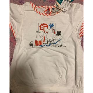 プチジャム(Petit jam)のプチジャム ムーミン Tシャツ 100サイズ(Tシャツ/カットソー)