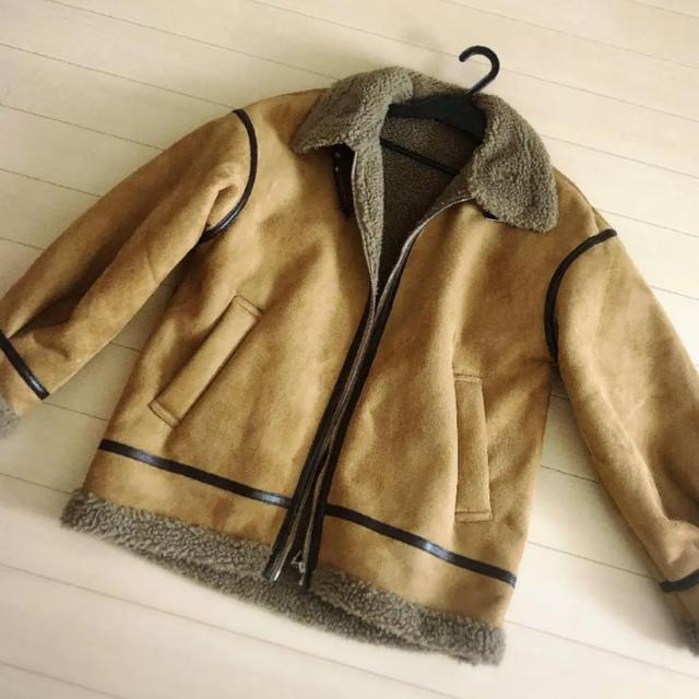 mysty woman(ミスティウーマン)のムートンコート レディースのジャケット/アウター(ムートンコート)の商品写真