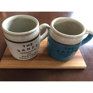 ニコアンド(niko and...)のniko and...ペアマグカップ 新品未使用(グラス/カップ)