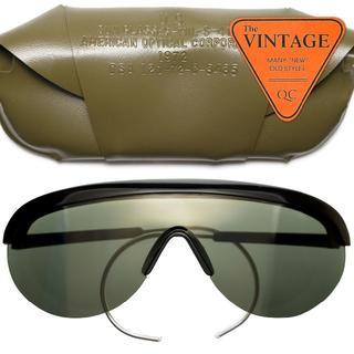 デッド1972年製 アメリカンオプティカル USアーミー ワンレンズ サングラス(サングラス/メガネ)