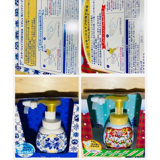 ビオレ(Biore)の新品 ビオレu ディズニーリゾート限定品 泡ハンドソープ ミッキーシェイプ泡石鹸(ボディソープ/石鹸)
