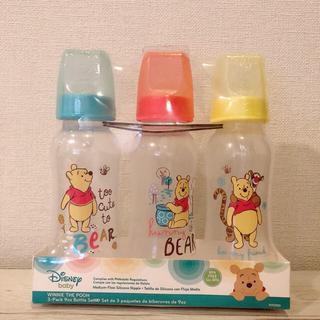 ディズニー(Disney)の日本未発売 ディズニー 哺乳瓶 nuk ヌーク betta 母乳実感 ピジョン(哺乳ビン)