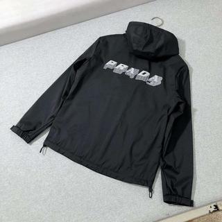 プラダ(PRADA)のRADA プラダ  ジャケット パーカー(ブルゾン)