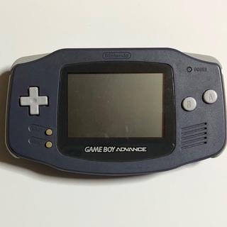 ゲームボーイアドバンス(ゲームボーイアドバンス)のゲームボーイアドバンス 本体(携帯用ゲーム機本体)