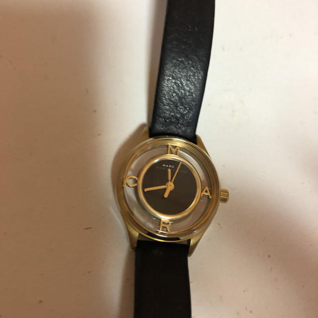 オークション 時計 偽物販売 - MARC BY MARC JACOBS - ‼️お値下げ‼️腕時計 マークジェイコブスの通販