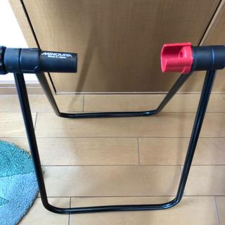 シマノ(SHIMANO)のミノウラ DS-30CF 自転車 スタンド シマノ カンパ  両対応(工具/メンテナンス)