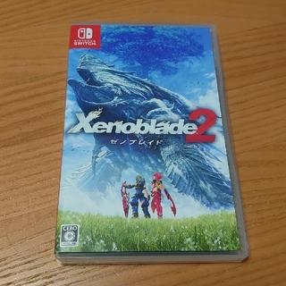 ニンテンドースイッチ(Nintendo Switch)のXenoblade2(ゼノブレイド2) Switch(家庭用ゲームソフト)