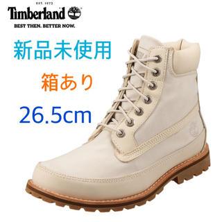 ティンバーランド(Timberland)の【新品未使用】Timberland ハイカットスニーカー 26.5cm(スニーカー)