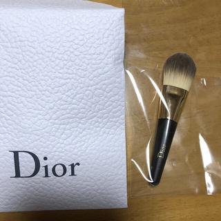 クリスチャンディオール(Christian Dior)のDiorのファンデーションブラシ(ブラシ・チップ)
