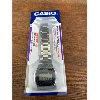カシオ(CASIO)の新品未使用 [カシオ]CASIO 腕時計 スタンダード A164WA-1(腕時計(デジタル))