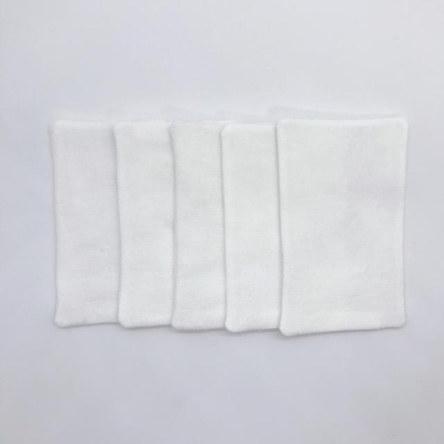 ネピア 鼻 セレブ マスク 、 インナーマスク 子供用 ハンドメイド 5枚の通販