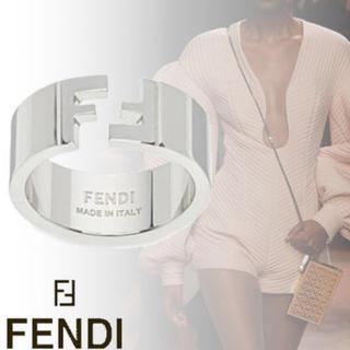 フェンディ(FENDI)のフェンディ リング 指輪 メンズ Mサイズ(リング(指輪))