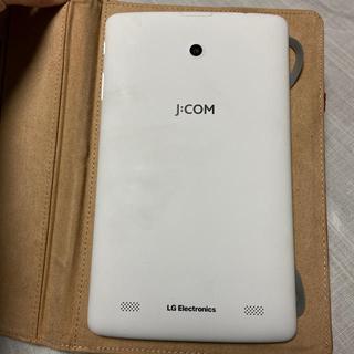 エルジーエレクトロニクス(LG Electronics)のLG Electronics  タブレット(タブレット)