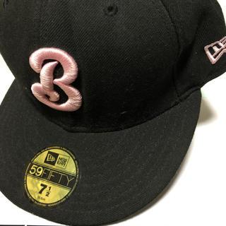 ニューエラー(NEW ERA)のNEW ERA ニューエラ 横浜 ベイスターズ 旧ロゴ キャップ(記念品/関連グッズ)