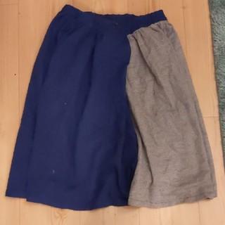 マーキーズ(MARKEY'S)のマーキーズ サイズ1 くるぶし丈スカート 秋冬(ひざ丈スカート)